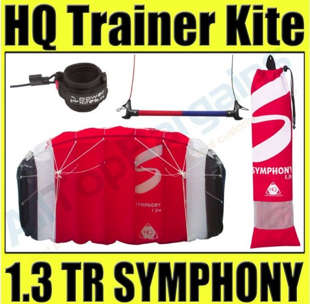HQ SYMPHONY 1.3 TRAINER KITE