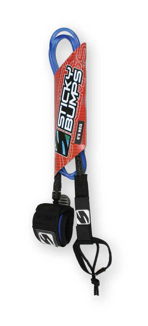 "STICKY BUMPS  6'0"" REGULAR LEASH"