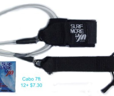"XM ""CABO"" 7ft LEASH"
