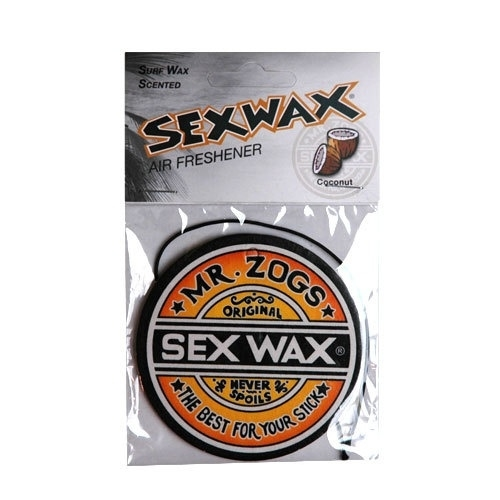 SEX WAX AIR FRESHNERS (pack of 12)