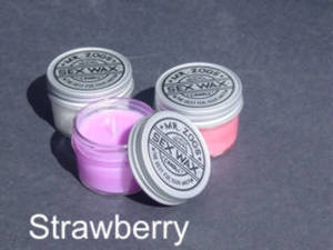 ZOG CANDLE WAX STRAWBERRY SENT