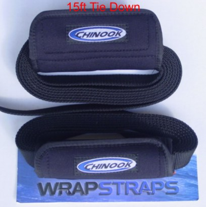 15ft CHINOOK  WRAP STRAPS