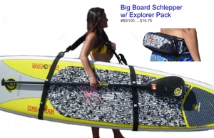 BIG BOARD SCHLEPPER