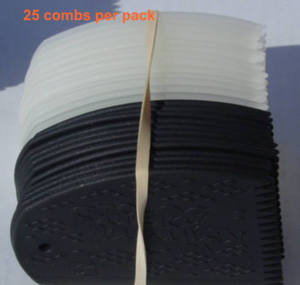 STICKY BUMPS WAX COMB PACK (25)