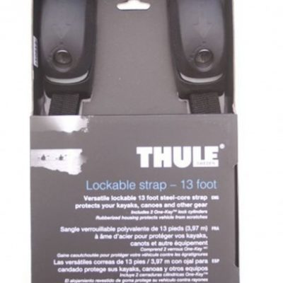 THULE 13ft LOCKING TIE DOWN STRAPS