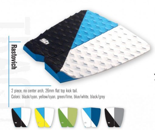 STICKY BUMPS RASTOVICH TRACTION PAD