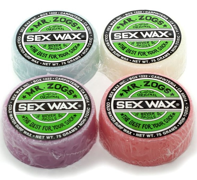 SEX WAX ORIGINAL COLD MIX (CS)