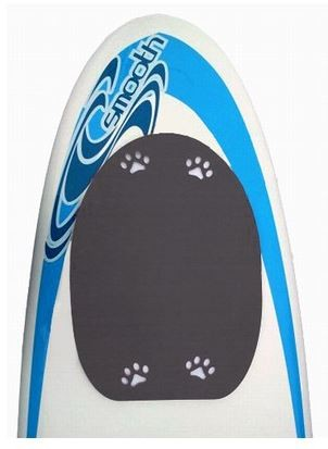 PUP DECK SUP TRACTION SOLID PAD