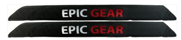 EPIC GEAR AERO 20in SHORT RACK PADS