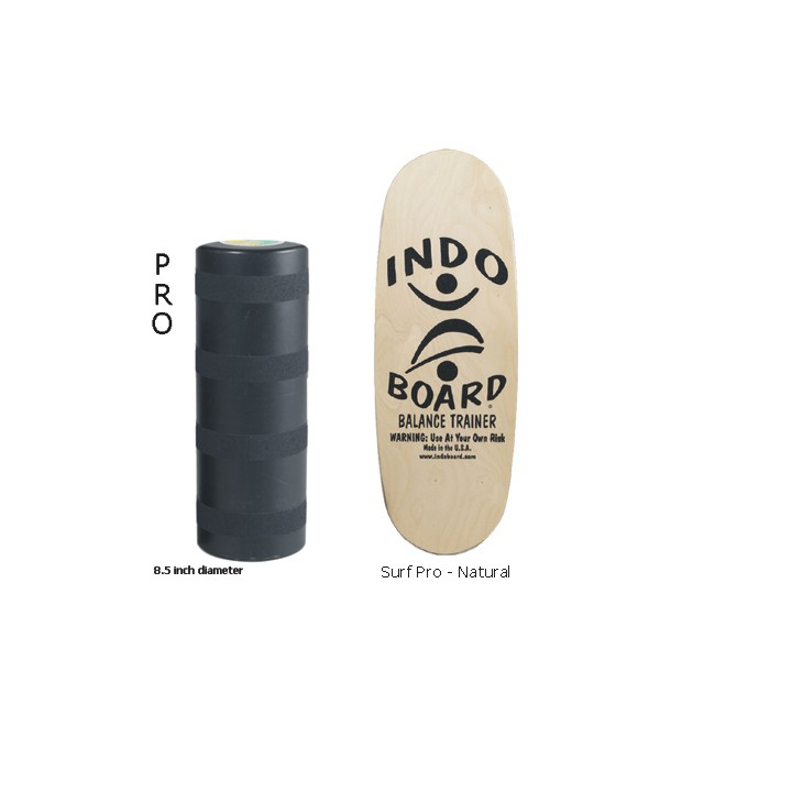INDO PRO NATURAL (DECK AND ROLLER)