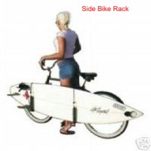 SIDE BIKE RACK