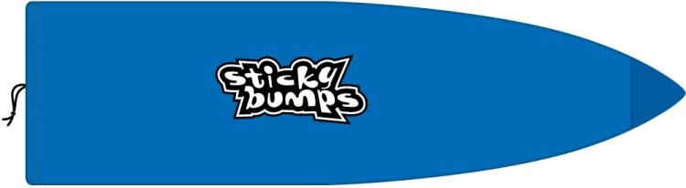 "STICKY BUMPS FLEECE SOCK 8'0"""