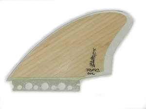 BAMBOO TWIN FIN W/FUTURES