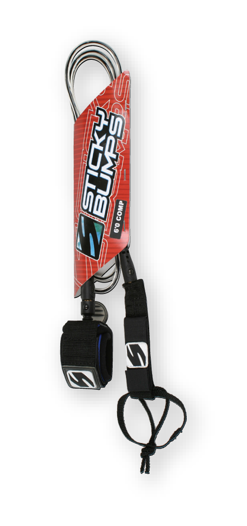 "STICKY BUMPS  6'0"" COMP LEASH"