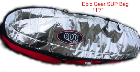EPIC 11ft 7in X 32in SUP BAG
