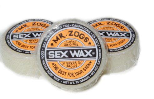 SEX WAX COOL COCONUT