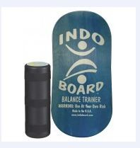 INDO ROCKER (DECK AND ROLLER)