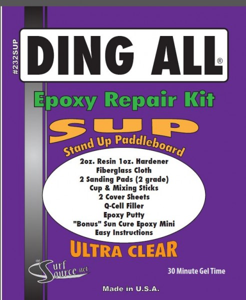 DING ALL SUP REPAIR KIT CASE (4kits)