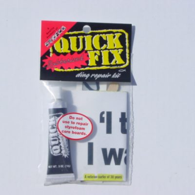 "QUICK FIX 2oz ""RUBBER"""