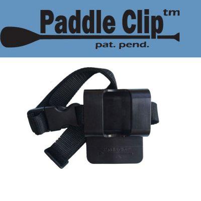 PADDLE CLIP BLACK