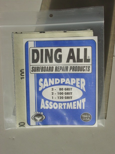 SANDPAPER PACK