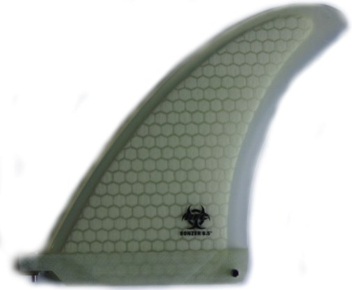 6.5 BONZER SINGLE FIN