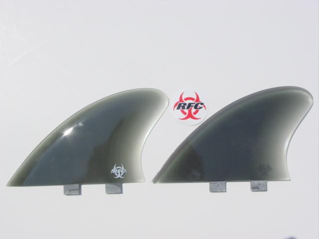 FISH KEEL W/FCS